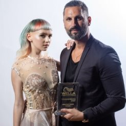 TRENDVISION AWARD 2018 - Wella Education